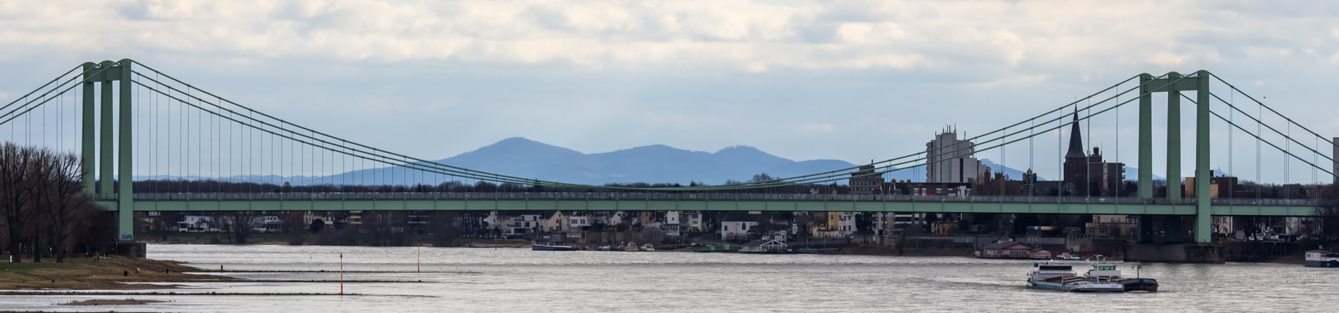 Rodenkirchner Brücke Köln